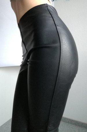 ❤️ Sexy Leder Leggind Hose ❤️