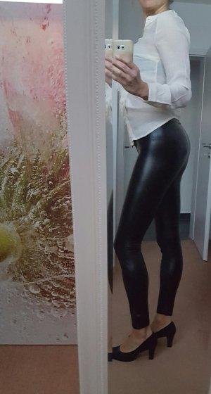 Sexy Lederleggings - garantierter Hingucker