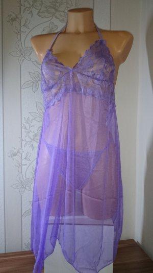 Négligé violet