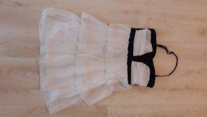 Sexy Minikleid 36 in weiß