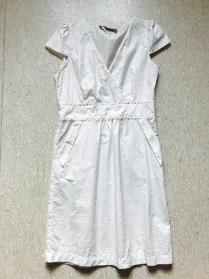Sexy Minikleid von Comptoir des Cotonniers in weiß, TOP Zustand