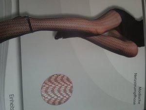 Sexy Netzstrumpfhose Einheitsgröße S-L