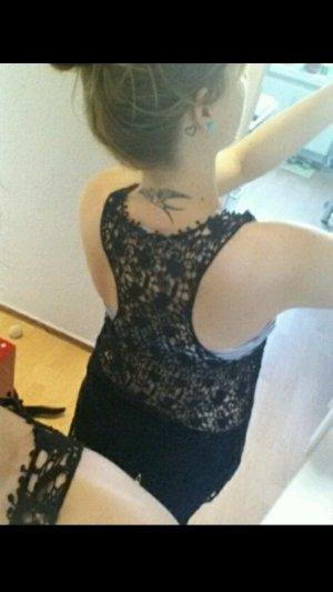 Sexy Netztop von Gina tricot