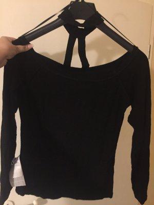 Amisu Shirt zwart