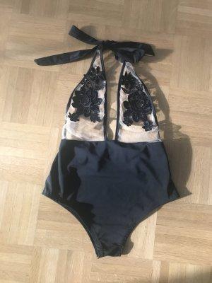 Sexy Onepiece Bikini Badeanzug Body