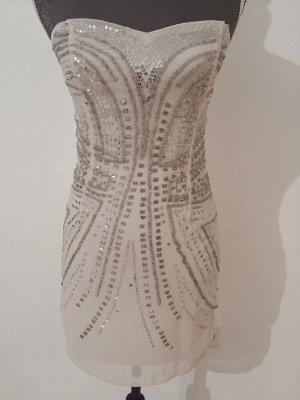Sexy Pailletten Kleid