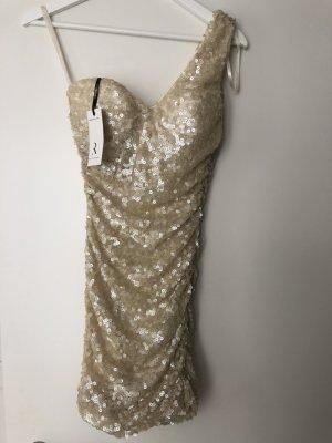 Sexy Paillettenkleid von RARE London - XS