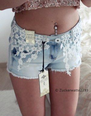 Sexy Parisian Shorts Hot Pants 34/XS