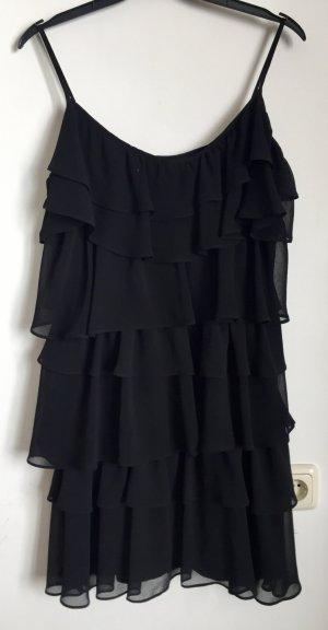 Sexy Partydress mit Volants von Zara