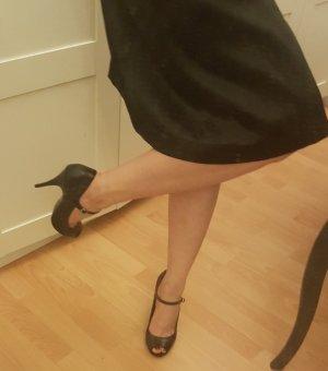 Sexy Peeptoe-Stilettos ESPRIT Gr.38,Leder,NEU