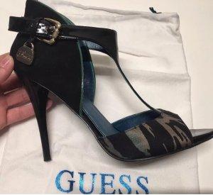 Guess High-Heeled Sandals black