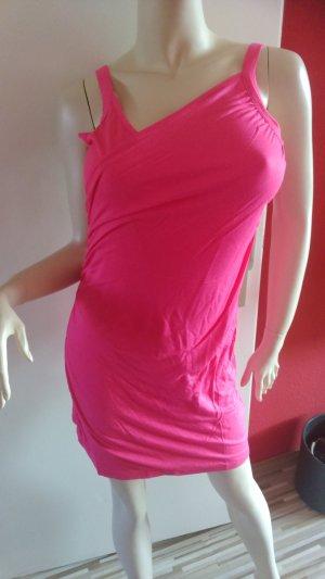 Sexy Pinkes Strandkleid von Beachtime Gr.36/38-Neu