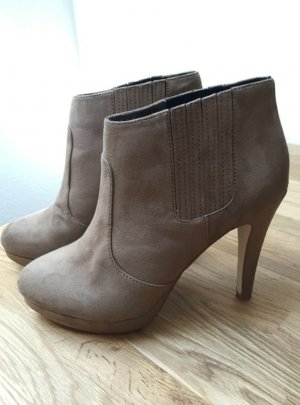 Sexy Plateau Ankle Boots Stiefeletten H&M High Heel 38