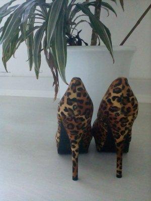 Sexy Pumps im Leopardenmuster