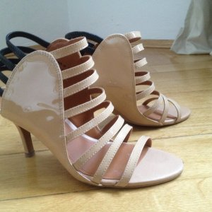 & other stories Strapped Sandals black-nude