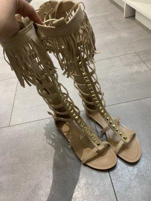 Sexy Riemchen Sandalen