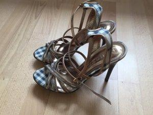 Sexy Riemchen-Sandalette von Burberry