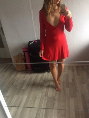Sexy rotes Kleid