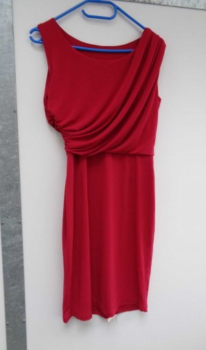 sexy rotes Kleid Cocktailkleid Gr. 38 neu