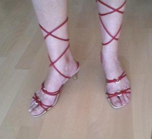 Sexy Sandalen zum Schnüren von Laura Avellán