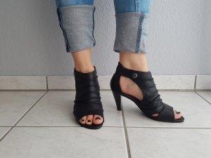 Sexy Sandalette schwarz