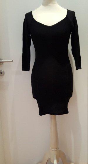 H&M Vestido de tubo negro