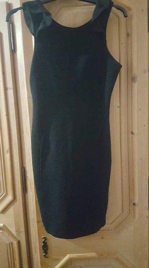 sexy schwarze kleid von c&a