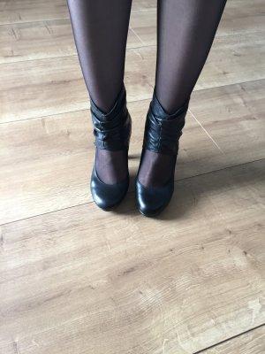 Sexy schwarze Schuhe Gr.36