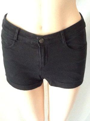 Sexy Schwarze Shorts
