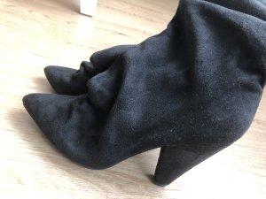 Sexy Schwarze Stiefeletten