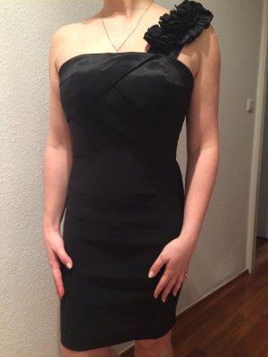 Sexy schwarzes Kleid