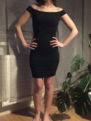 Sexy Schwarzes Kleid in Gr. M