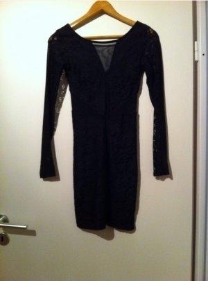 Sexy Schwarzes Kleid mit Spitze von Gina Tricot