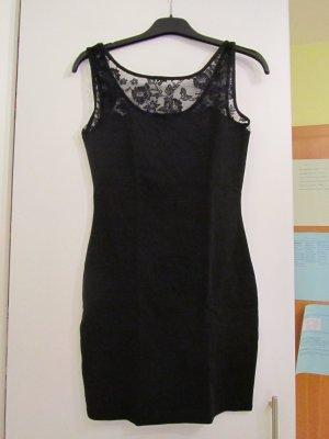 Sexy schwarzes Minikleid
