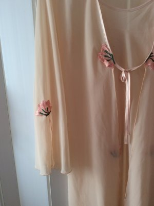 Camicia da notte rosa pallido