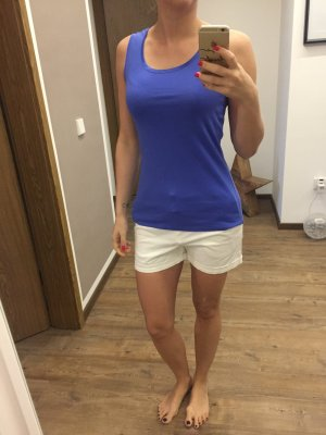 Sexy Shorts in weiß von Mango
