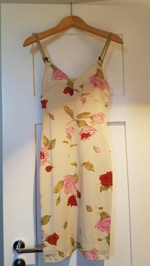 Kookai Vestido elástico multicolor poliamida