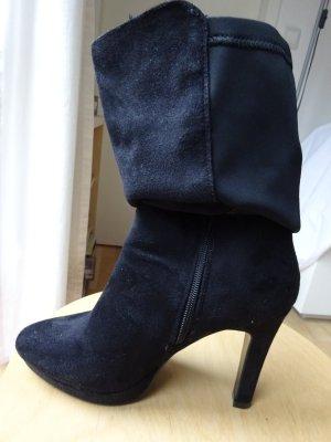 Platform Boots black