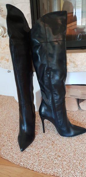Sexy Stiefel aus sehr weichem Leder