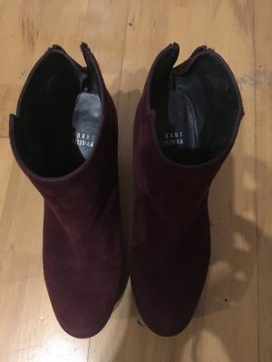 Stuart weitzman Low Shoes bordeaux