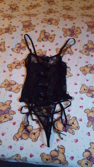 Sexy Strapshemdchen mit String