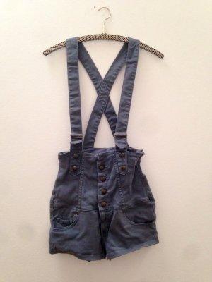 Sexy Suspender Shorts, highwaste