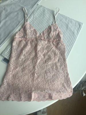 Sexy und süß rosa Top-Unterhemd, 34-36
