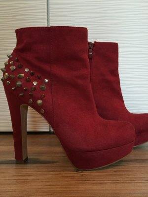 Blink Platform Booties multicolored