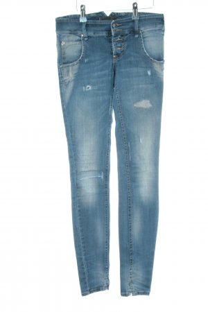 Sexy Woman Skinny jeans blauw casual uitstraling