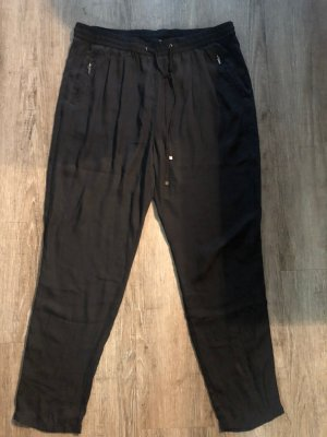 Sfera Pantalon large noir