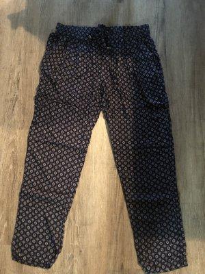 Sfera Pantalon large multicolore