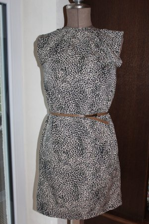 Sfera Kleid - A-Line- mit Gürtel