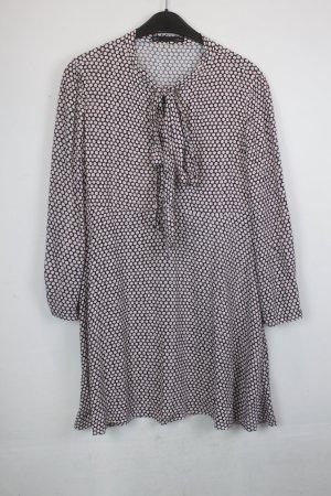 Sfera Kleid Gr. S schwarz rot gepunktet (18/6/354)