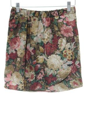 Sfera Wickelrock Blumenmuster Vintage-Look